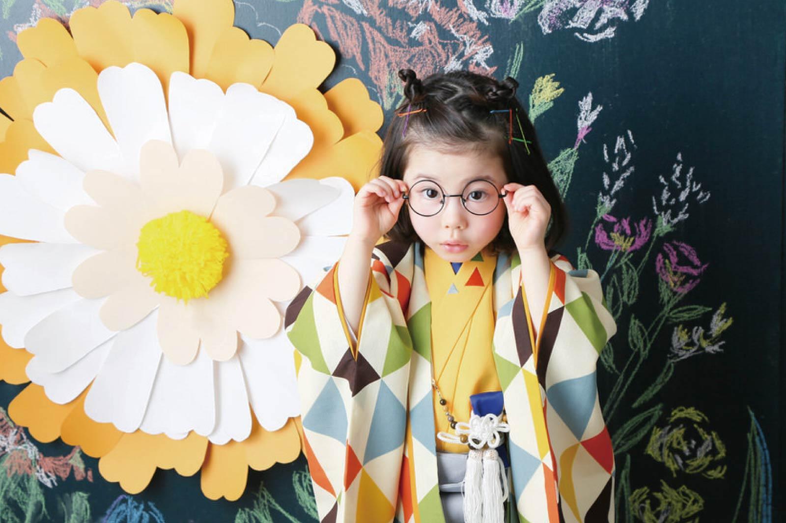 子供の撮影(七五三)